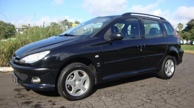 Peugeot 206 SW!!!R$ 13.900,00 !!!Feline 1.6 Completassa!!! - Foto 4