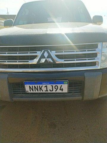Vendo ou troco Pajero full diesel automático 4x4 - Foto 5