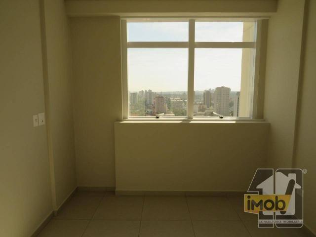 Apartamento com 3 dormitórios para alugar, 101 m² por R$ 2.500,00/mês - Residencial Omoiru - Foto 10
