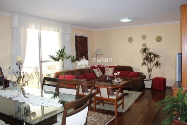 Apto venda 03D,sendo 01 suite+churrasqueira+garagem+03sacadas+ central - Foto 3
