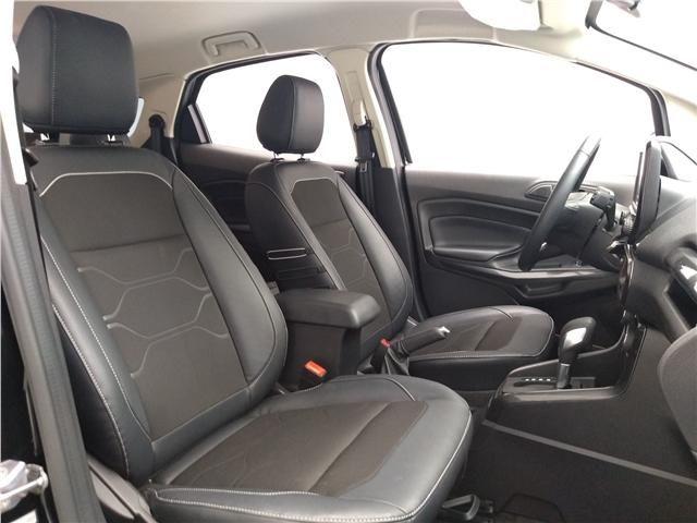 Ford Ecosport 1.5 ti-vct flex freestyle automático - Foto 10