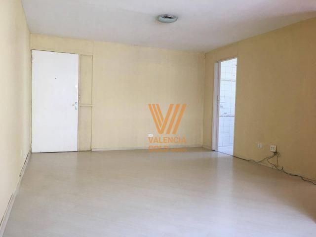 Res. Fazendinha | 2 Quartos | Vaga | 56 m² | Fazendinha - Foto 3