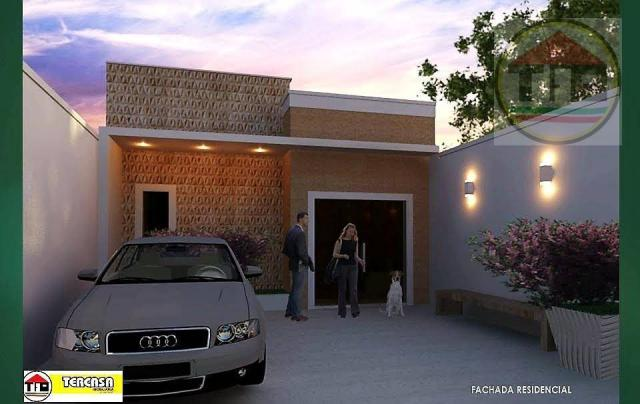 Casa com 3 dormitórios à venda, 115 m² por R$ 310.000,00 - Belo Horizonte - Marabá/PA