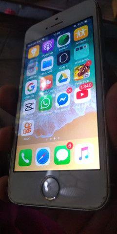 Vendo ou troco iPhone 5s por algo do meu interesse - Foto 4