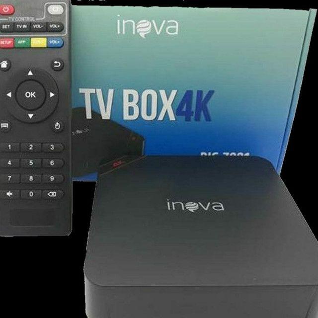 TV Box 4k  inova  - Foto 3