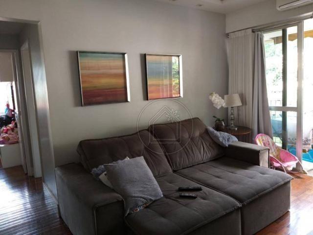 Apartamento com 2 dormitórios à venda, 71 m² por R$ 560.000,00 - Grajaú - Rio de Janeiro/R - Foto 3