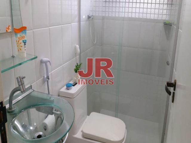 Apartamento 4 quartos, sala ampla, 2 suítes. Villa Nova - Cabo Frio-RJ - Foto 17