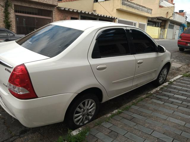 Etios sedan 1.5 xls 2014 - Foto 3