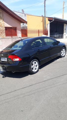 New Civic Automático
