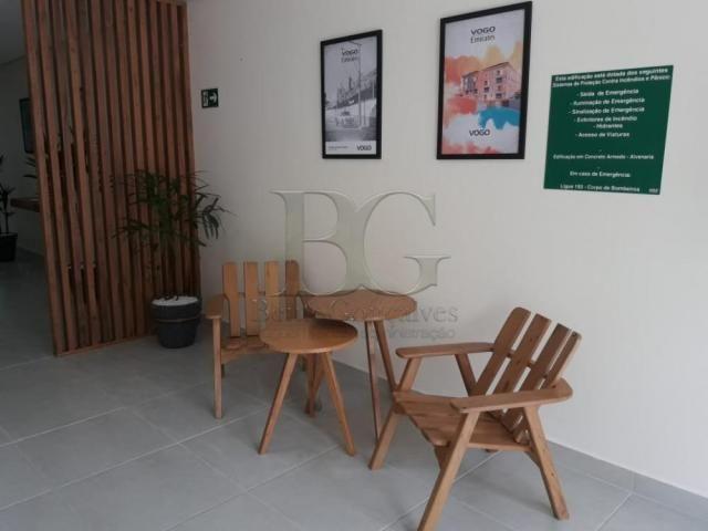 Apartamento à venda com 2 dormitórios em Jardim dos estados, Pocos de caldas cod:V47132 - Foto 8