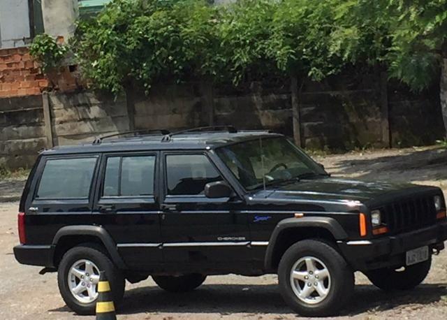 Jeep Cherokee Sport Original Revisado Aceito Troca - Foto 12