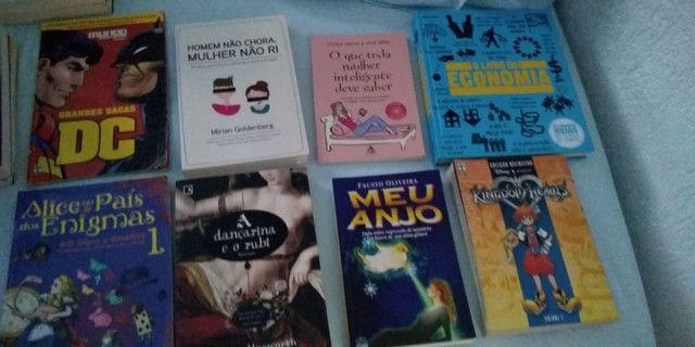 Livros á venda a partir de 15 reais - Foto 3