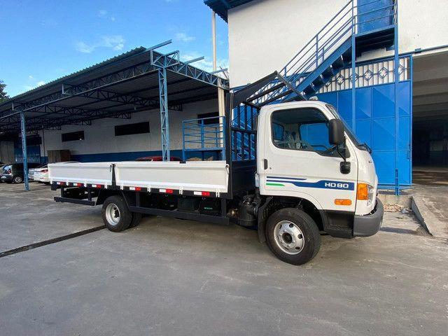 Caminhão 3/4 HD 80