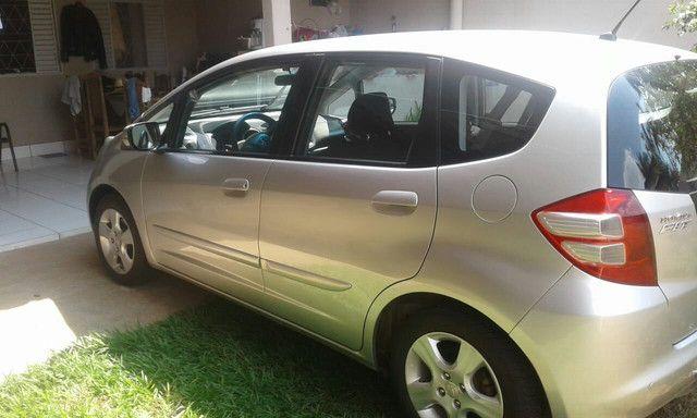 HONDA FIT LXL 1.4  FLEX 09/10 R $ 28.700 - Foto 2