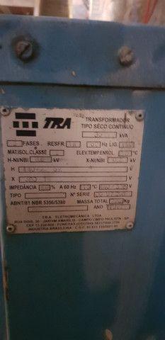 Transformador 85 kva