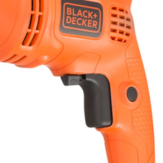 Furadeira Impacto Reversivel 1/2 560W - Black + Decker - 3X de R$66,34 - NOVO - Foto 2
