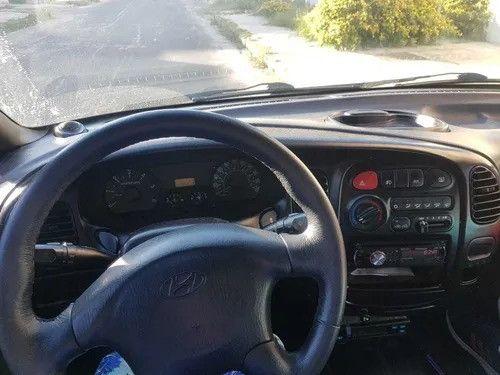 Hyundai H1 Hyundai H1 Starex 2.6 Svx 8v 85 Cv Diesel 12P Manual Van Completa - Foto 5