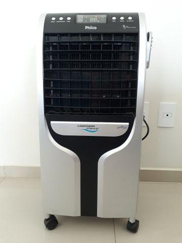 Climatizador de ar Philco ambience Quente/Frio com controle remoto