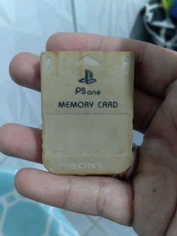 Memory Card Ps1 original