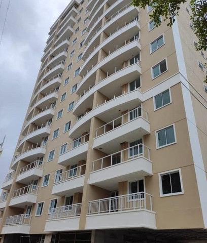 APT 269, Condomínio Francisco Philomeno, Apartamento novo no 12º andar
