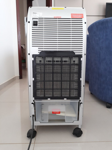 Climatizador de ar Philco ambience Quente/Frio com controle remoto - Foto 4