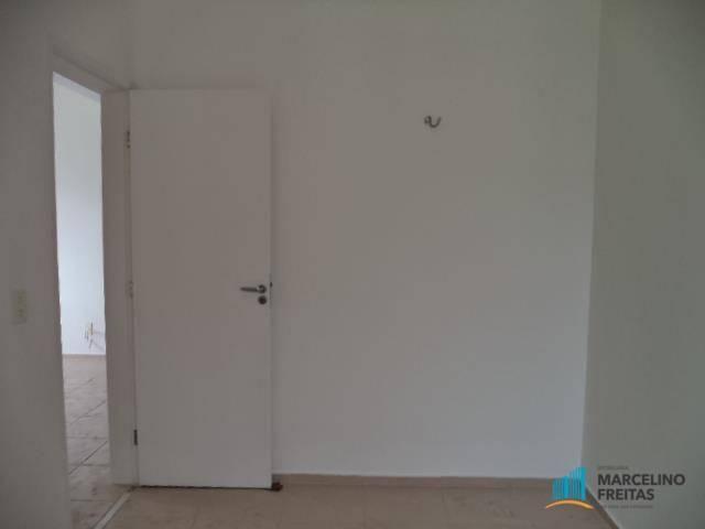 Apartamento com 3 dormitórios à venda, 101 m² por R$ 240.000,00 - Mondubim - Fortaleza/CE - Foto 11