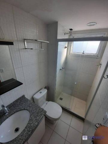 Cobertura com 2 dormitórios para alugar, 147 m² por R$ 2.200,00/mês - Campo Grande - Rio d - Foto 16