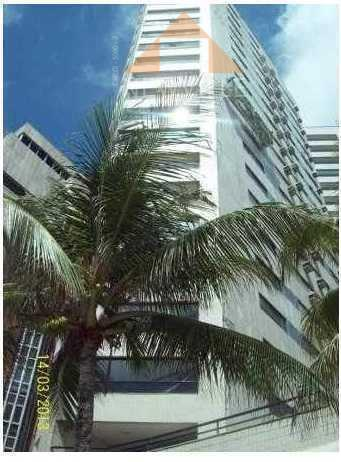 Apartamento com 4 quartos para alugar, 170 m² por R$ 6.000/mês com taxas- Boa Viagem - Rec - Foto 17