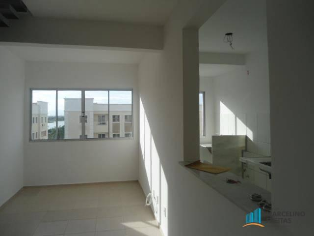 Apartamento com 3 dormitórios à venda, 101 m² por R$ 240.000,00 - Mondubim - Fortaleza/CE - Foto 6