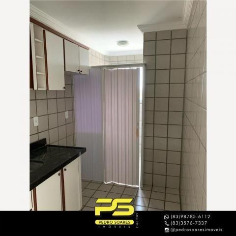 Apartamento com 2 dormitórios à venda, 58 m² por R$ 150.000 - Jardim Cidade Universitária  - Foto 7