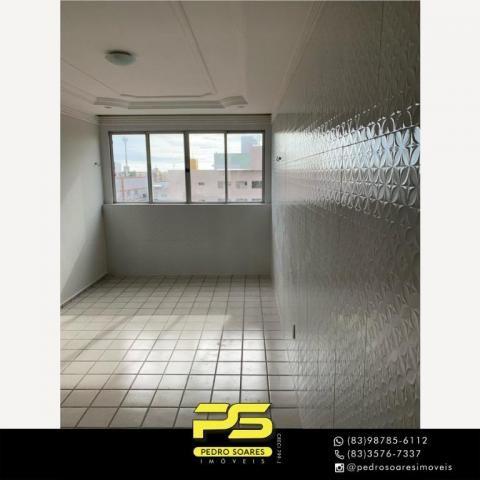 Apartamento com 2 dormitórios à venda, 58 m² por R$ 150.000 - Jardim Cidade Universitária  - Foto 3