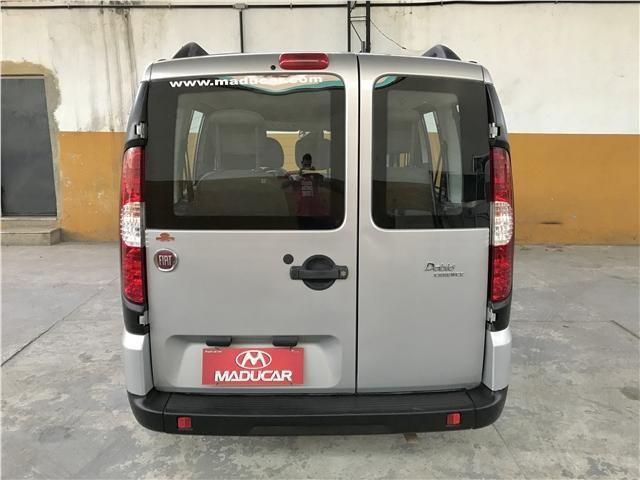 Fiat Doblo 1.8 mpi essence 7l 16v flex 4p manual - Foto 10