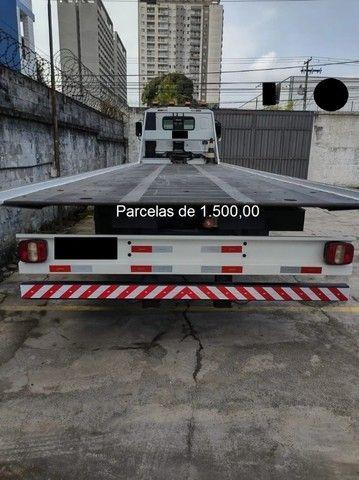 VW Constellation 17.280 2017 Guincho Plataforma, Entrada mais Parcelas com Serviço. - Foto 4