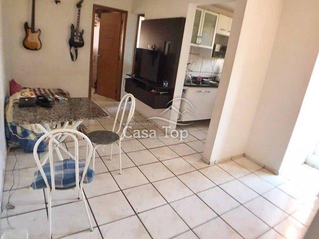 Apartamento à venda com 2 dormitórios em Estrela, Ponta grossa cod:4259 - Foto 3
