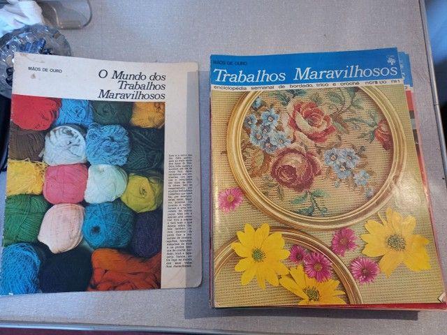 Coleção revista trabalho maravilhosos