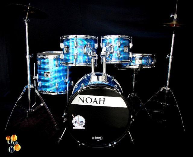 Bateria Noah Blue Wave, Nova, Parcelo Sem Juros!! - Foto 3