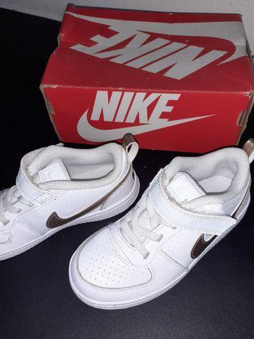 Sapato Nike original usado uma vez no final do ano  - Foto 3