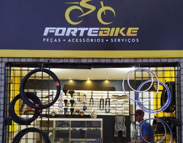 Suporte Bar End - Bicicleta - Foto 2