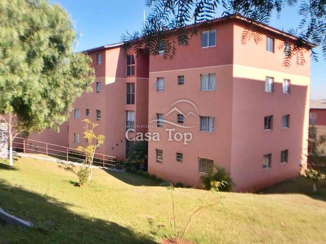 Apartamento à venda com 2 dormitórios em Estrela, Ponta grossa cod:4259 - Foto 2