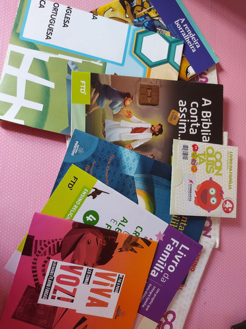COLEÇÃO CONQUISTA 4 ANO (CAIXA) - Foto 4