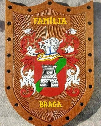 Brasão de Família - Foto 2