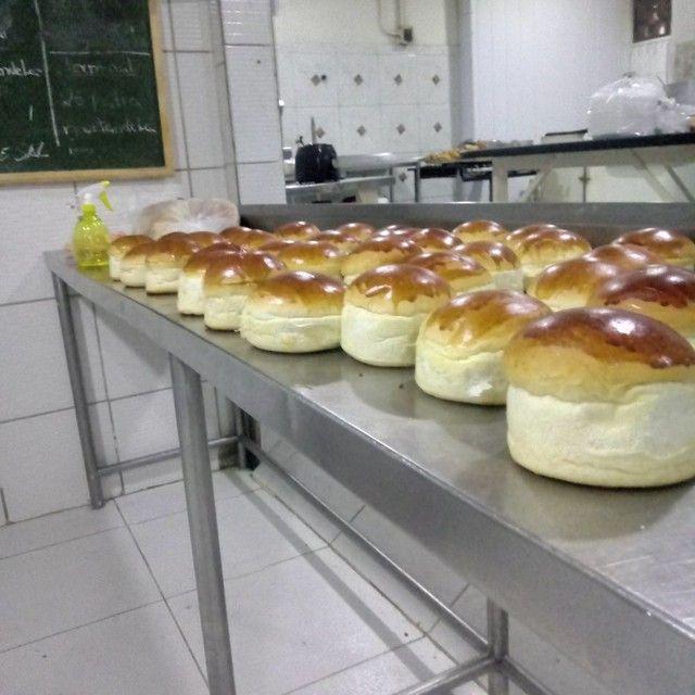 Pão hambúrguer todos tipo de pães  - Foto 2