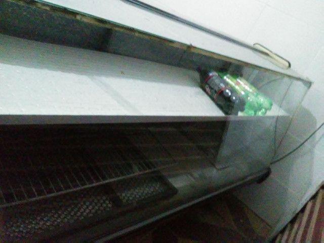 Freezer espositor gelado. Bom estado de conservaçao - Foto 3