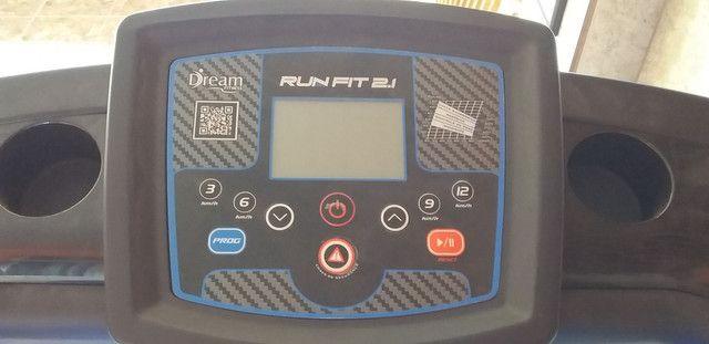 Esteira RunFit 2.1  - Foto 2