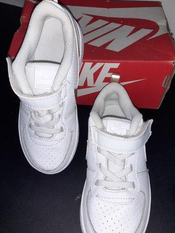 Sapato Nike original usado uma vez no final do ano  - Foto 4