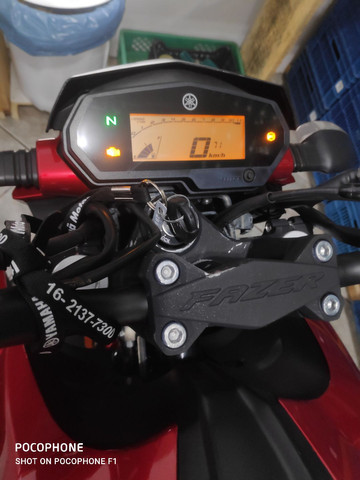 Yamaha Fz25 fazer 250 2020 para retirar peças , whatsapp * - Foto 2