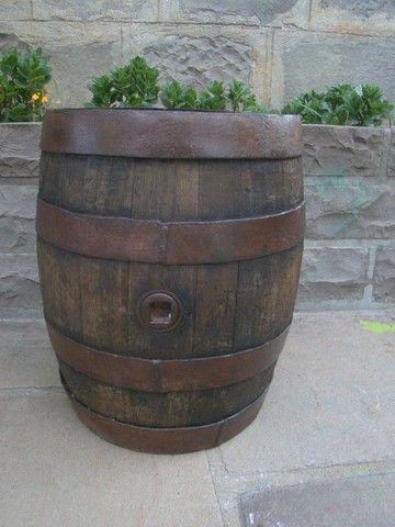 Barril de shopp em madeira antigo - Foto 2