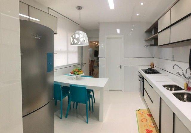 Apartamento Lindíssimo!! Varanda c/Móveis lindos!!  - Foto 4