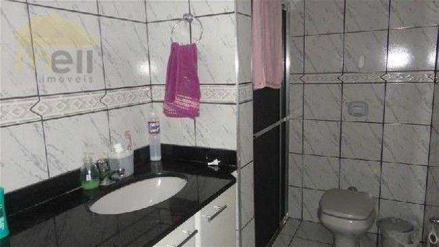Casa com 2 dormitórios à venda, 175 m² por R$ 350.000,00 - Jardim Vale do Sol - Presidente - Foto 10