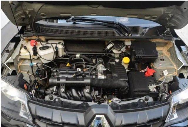 Renault Kwid 1.0 Zen 2020 -Único dono! Garantia de Fabrica! - Foto 7